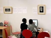 4 Médiathèque Aimé Césaire, La Verrière