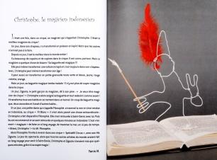 20 Christophe, le magicien indonésien - © B. Runtz