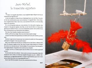 Jean-Michel, le trapéziste égyptien