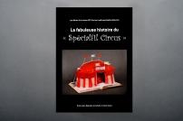 "12 ""Spécialfil Circus"", le livre de la classe - © B. Runtz"