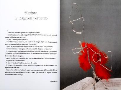 19 Maxime, le magicien péruvien - © B. Runtz