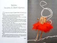 17 Mélanie, l'écuyère du désert algérien - © B. Runtz