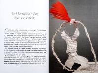 Paul, l'acrobate indien avec son cerceau