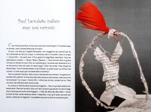 30 Paul, l'acrobate indien avec son cerceau - © B. Runtz