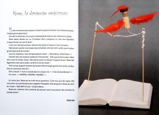 31 Rose, la danseuse esquimau - © B. Runtz