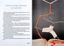 25 Sabrina, l'acrobate sibérienne sur corde lisse - © B. Runtz