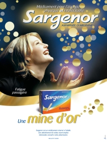Sargenor (les mains) - © B. Runtz