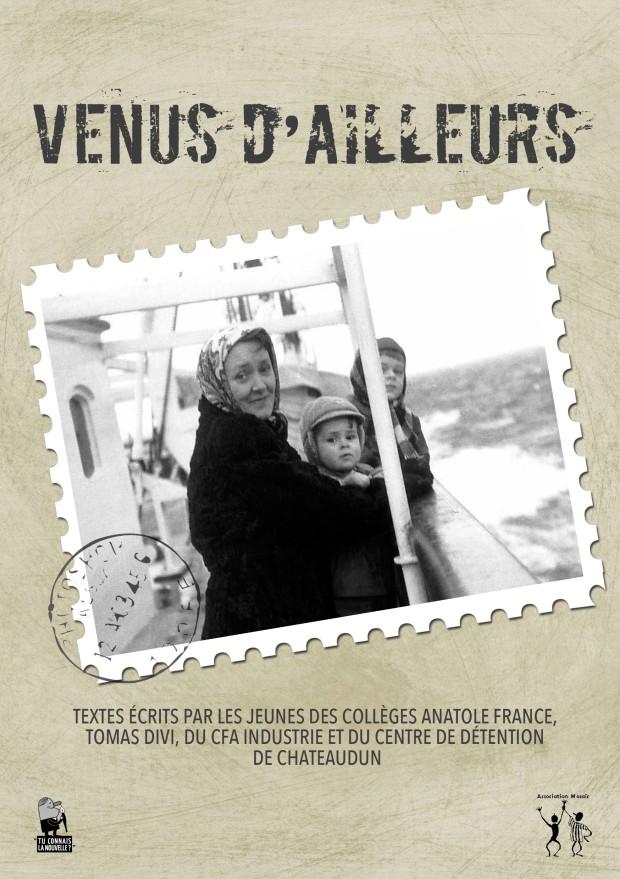 couv Venus d'ailleurs
