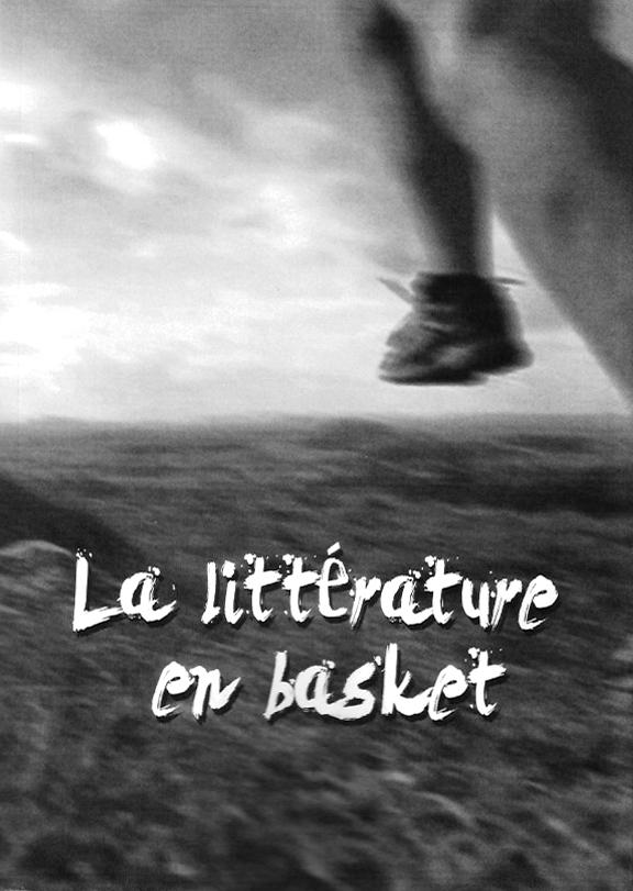 La littérature en basket couv