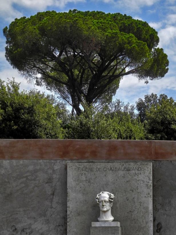 16 Souvenir d'un passage estival à Rome, déjà Chateaubriand... - © B. Runtz