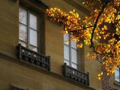Maison de Chateaubriand, à la pose de midi - atelier du 17 novembre - © B. Runtz