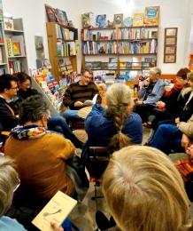 3 librairie le Marque Page 2015 - © DR