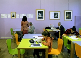22 Médiathèque Vélizy-Villacoublay - © B. Runtz