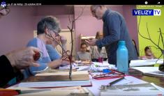 14 Chaque livre est un arbre - Médiathèque de Vélizy-Villacoublay - © VELIZY TV