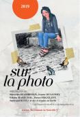 Couverture recueil Sur la photo 2019