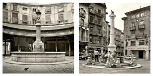 © B. Runtz / Los encajes de Isabelle - Los dos toros bravos de Teruel