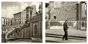 © B. Runtz / Las escaleras de los dos mundos - ¡Adelante!
