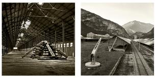 © B. Runtz / El mikado olvidado - El recuerdo de los trenes se pierde en las montañas