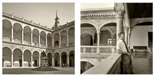 © B. Runtz / La galería de siglos pasados - El hombre apoyado contra su historia