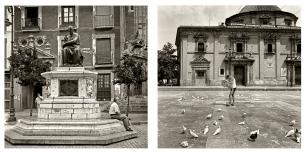 © B. Runtz / Pienso en ti en cada momento Carmen - La crónica de las palomas