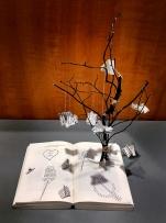 24 Chaque livre est un arbre - Médiathèque Jacqes-Baumel Rueil-Malmaison - © B. Runtz