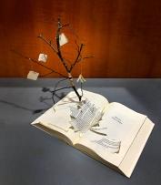 25 Chaque livre est un arbre - Médiathèque Jacqes-Baumel Rueil-Malmaison - © B. Runtz
