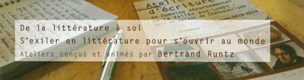 Marque-page atelier d'écriture Maison de Chateaubriand
